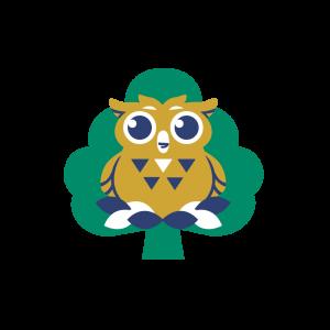 おうるの木ロゴマーク